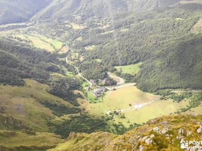 Corazón de Picos de Europa;valle de estos cascada gujuli rio tietar lavanda brihuega ulaca